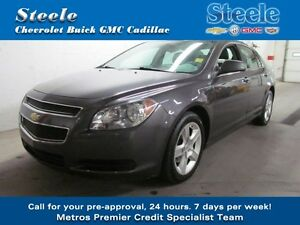 2011 Chevrolet MALIBU LS One Owner !!!