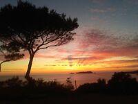 3 double beds House in Ibiza Cala tarida