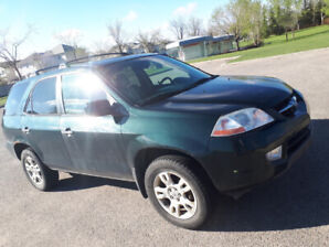 2001 Acura MDX *Running and driveable*