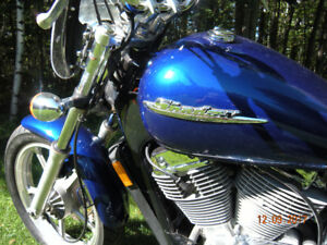 "HONDA SHADOW 1100 TAX INC""(((( DEAL  IMPECCABLE))))))"