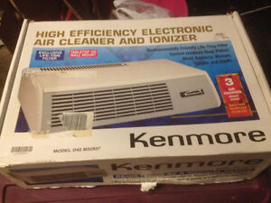 kenmore high effiency electronicair cleaner and ionizer