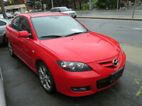 2007 Mazda 3 GT,132km only,like new,extra clean
