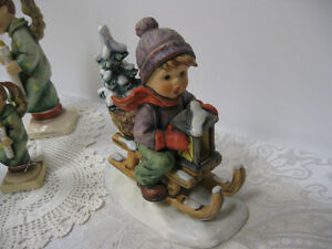 Hummel Figurines - FROM PAST TIMES Antiques & Coll - 1178 Albert