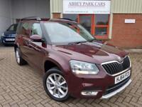 2014 (64) Skoda Yeti 1.2 TSI ( 105ps ) SE - Red