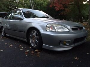 Honda Civic hatchback 2000