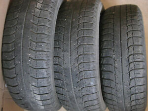 Winter Tires 3-175 65 14.3 Tires $40 Only.