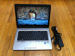 HP ProBook 640 G3[2.60GHz,7th Gen,Core I5-7300U,8GB RAM,256 SSD]