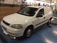 Vauxhall Astra van 1.7 cdti 12 months mot lovely clean van