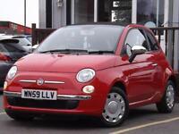 2009 Fiat 500 1.2 Pop 2dr 2 door Convertible