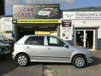 2006 SKODA FABIA 1.2 HTP AMBIENTE 65,000 M - LOW INSURANCE(AA)WARRANTY INCLUDED