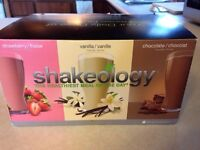 Shakeology Trio Packets! Save BIG! New, Sealed Packets!!