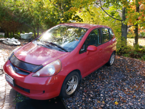 Honda Fit 2007, 225K KMs, $1900