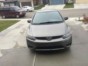 2008 HONDA CIVIC MANUAL FOR SALE