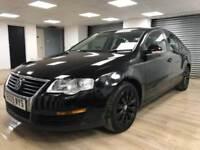 Volkswagen Passat 2.0TDI CR Tech Bluemotion 2 BLACK DIESEL BLUETOOTH SAT NAV FSH