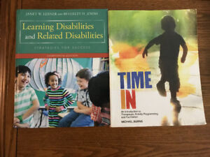 Child and Youth Care Textbooks For Sale