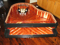 Grand Piano Cocktail Table