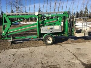 Towable Boom Lift | Kijiji - Buy, Sell & Save with Canada's