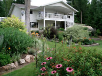 Beautiful North Shuswap Retirement or Vacation Investment Home