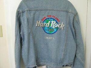 Mans Denim Jacket