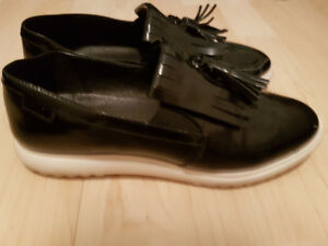 WHAT FOR genuine leather shoes - size 37