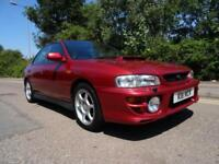 Subaru Impreza Turbo 2000 ++ 1 FORMER OWNER ++ ONLY 66K ++ TOTALLY ORIGINAL ++