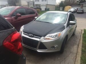 2012 Ford Forcus