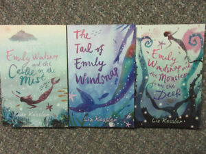 The Tail of Emily Windsnap - 3 Book Set by Liz Kessler