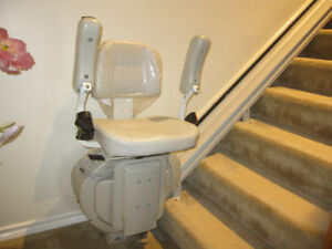 Savaria Stairlift   Charlift   Like New   Installation Available