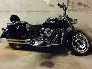 2005 Yamaha road star roadstar 1700 - pristine