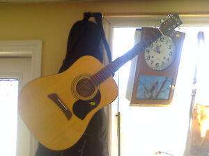 First Act Acoustic Guitar w/ carry case