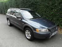 Volvo XC70 2.4 AWD 185 Geartronic D5 SE, ESTATE, GREY.