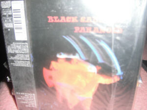 Black Sabbath ‎– Paranoid Super Deluxe 4xCD Unplayed condtion