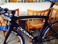 Racing bike custom build. Fantastic ride 54cm frame