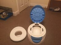 Lindam 3-in-1 potty