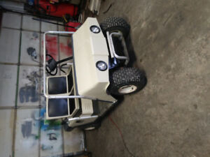 E-Z-Go custom built golf cart for sale