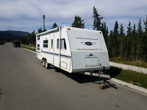 Perfect family travel trailer