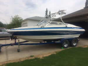 2008 Larson 208 LXI  Only 139 hours
