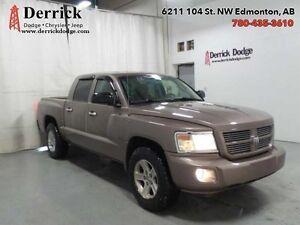 2010 Dodge Dakota Q/C 4X4 SLT Pwr Grp A/C Tow Pkg $132.63 B/W Edmonton Edmonton Area image 6