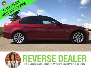 2011 BMW 3 Series Premium Package  XDrive, Navigation, Sunroof,