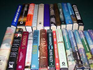 50 Hardcover Books