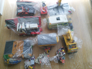 Playmobil toys and accessories