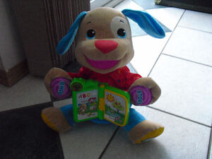 Fisher Price - Laugh & Learn™ Singin' Storytime Puppy