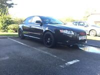 Audi A4 2.0tfsi s-line Quattro special edition (BUL engine)