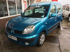 2008 RENAULT KANGOO 1.6 Expression Auto From GBP7850+Retail package.