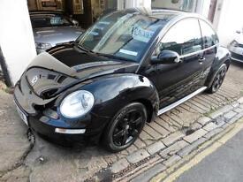 Volkswagen Beetle Luna 8v 3dr only 34000.moles PETROL MANUAL 2011/11