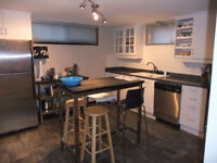 Large renovated, 2 bdrm, Oct 1 Close to bus, school & shopping
