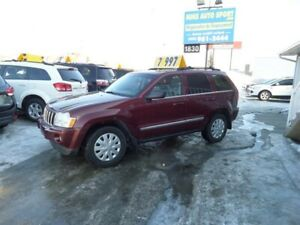 Jeep Grand Cherokee 4WD Limited diesel 2007
