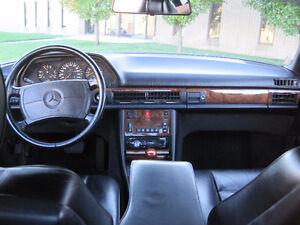1991 Mercedes-Benz S-Class 560sec Coupe (2 door) London Ontario image 8