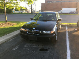 2003 BMW 325i with safety and etest