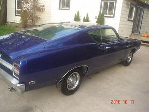 1969 Torino Fastback Need Parts